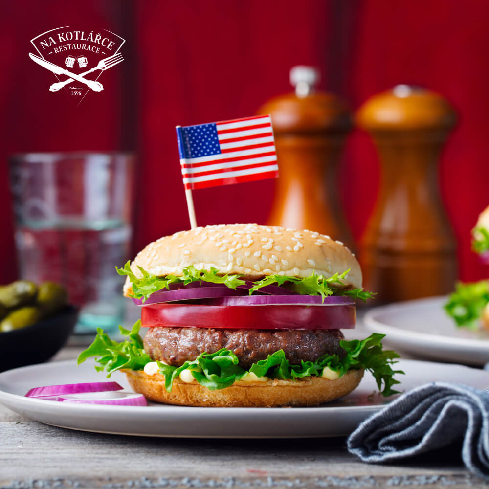 Speciální americké menu